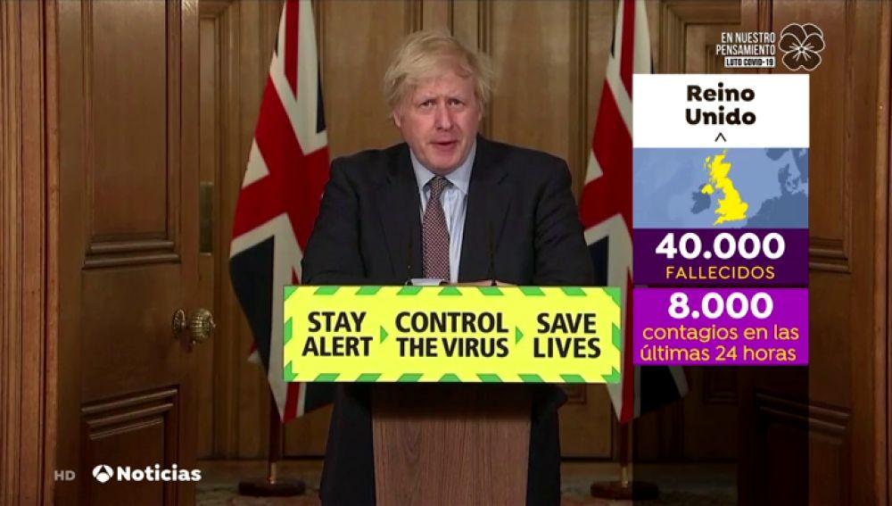 La medida de Reino Unido contra el coronavirus: prohibido tener sexo