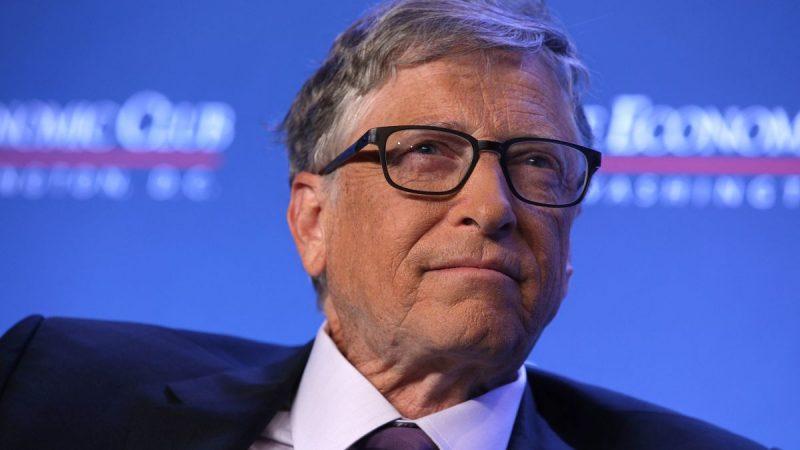 Bill Gates le responde a los antivacunas y habla de las teorías conspirativas