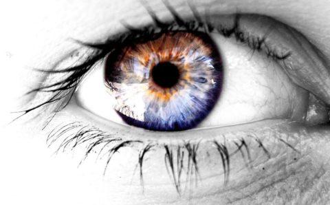 La edad vive en tus ojos