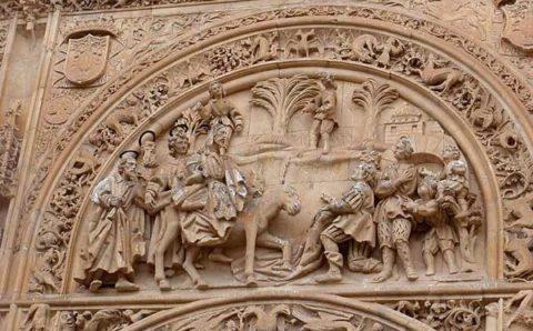 Extraterrestres en la Catedral de Palencia