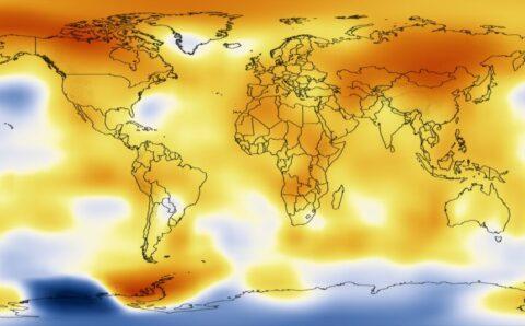 54,4ºC EN EL VALLE DE LA MUERTE (Video)