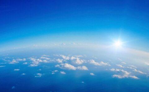 ¿Por qué el cielo se ve azul?