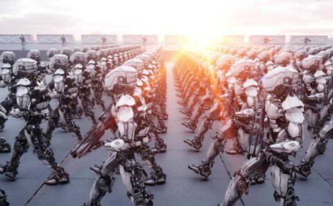 Reino Unido podría tener 30.000 robots en su ejército en 2030
