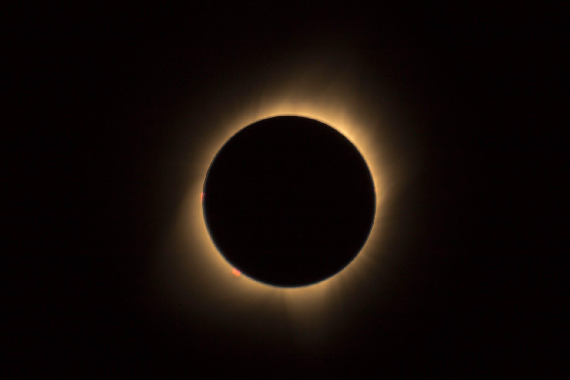 ¿Cómo ver el eclipse solar que cierra el año?