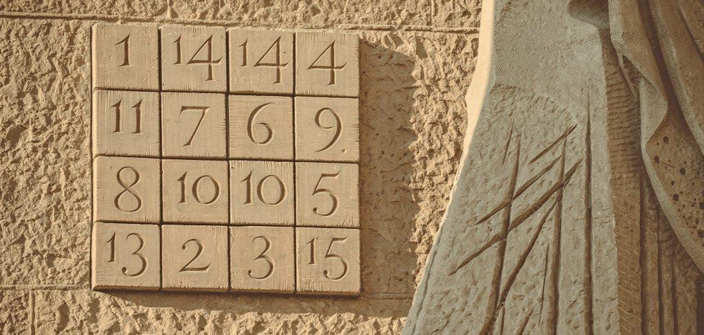 El misterio de los número repetidos