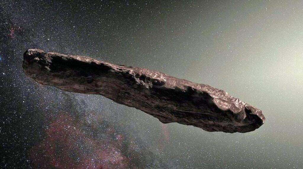 """Para un astrónomo de Harvard, el asteroide Oumuamua es """"tecnología alienígena"""""""