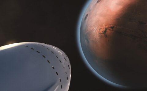 Marte emite Rayos X