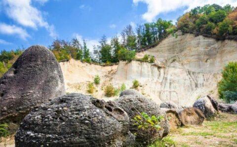 Piedras que respiran crecen y se reproducen
