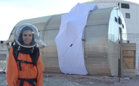 Esta es la mujer que te dará la bienvenida en Marte