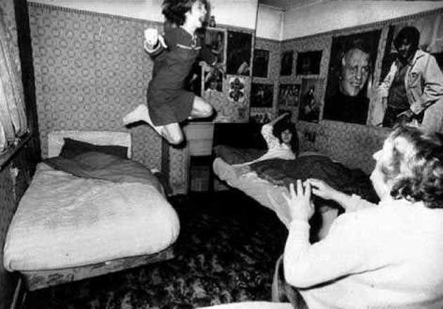 """El desconcertante caso del """"fantasma de Enfield"""", el fenómeno paranormal mejor documentado de Reino Unido"""