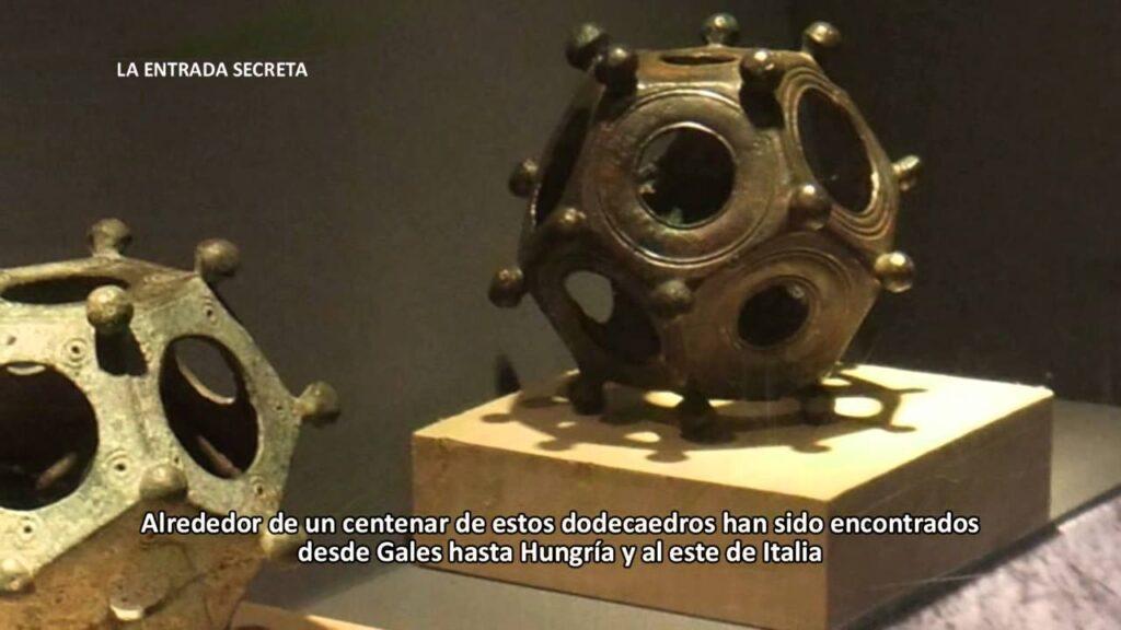 El misterio de los dodecaedros romanos