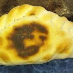 Aseguran que el rostro de Jesús apareció en una empanada