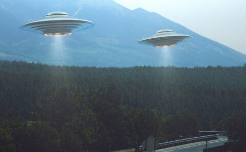 Los Extraterrestres y el gaucho