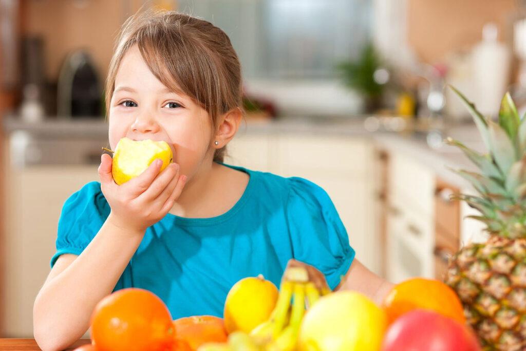 Consumir frutas y verduras puede hacerte mas feliz
