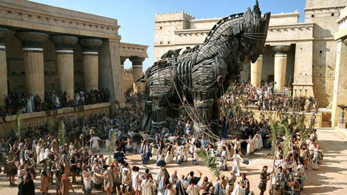 ¿Qué hay de cierto en la historia del Caballo de Troya?