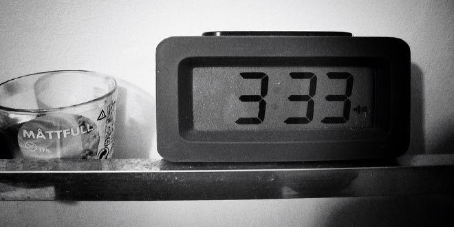 Significado de la hora 03:33 | El tiempo del muerto